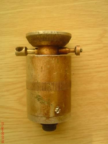German D.Z35 Type A pressure fuze