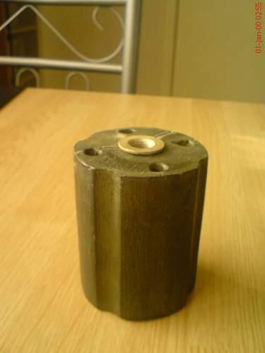 German Nipolit Grenade