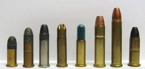 .22 Rimfire Cartridges