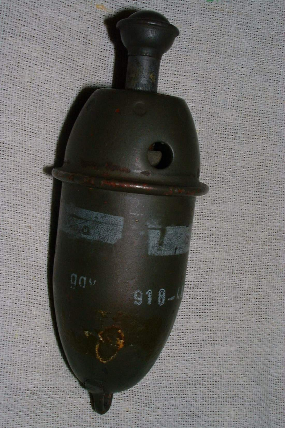 ww 2 german smoke grenade