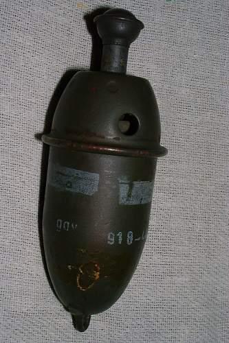 ww.2 German smoke grenade