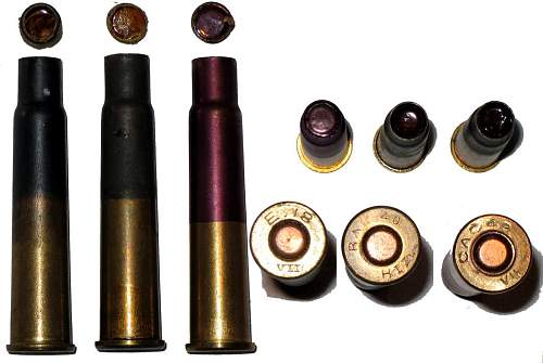 Rifle grenade, ranges and ammo info please