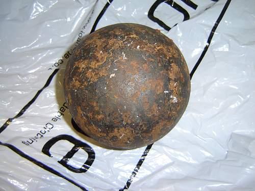Cannon Ball?