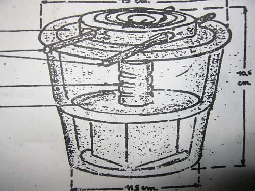 Glassmine 43 Instruction paper