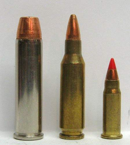 Some Newer Cartridges .327 Fed. Mag......