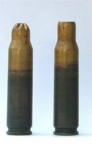 Nato grenade cartridges