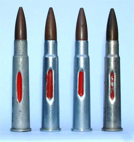 .303 Drill Rounds