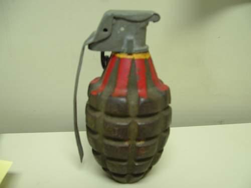 US Grenade.. Good one?