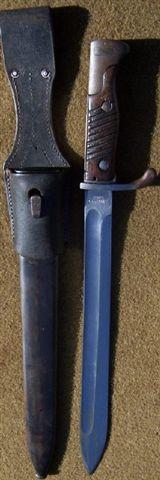 RLM 98/05 Bayonet