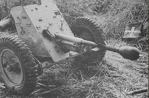 Big rocket found on Eastern Front