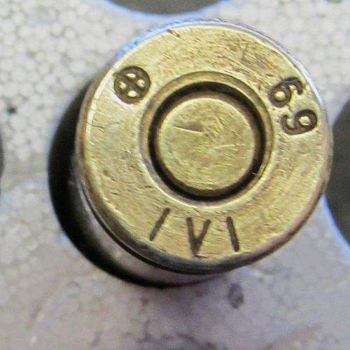 FN 65 with Circled Plus--What Kind of Spent Round is This?