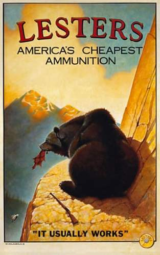 Ammunition Ad.