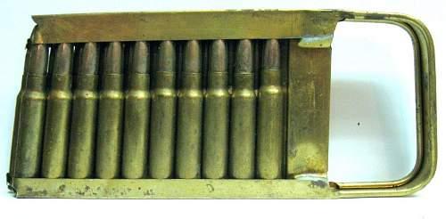 Ammo Clip For Breda M30 LMG