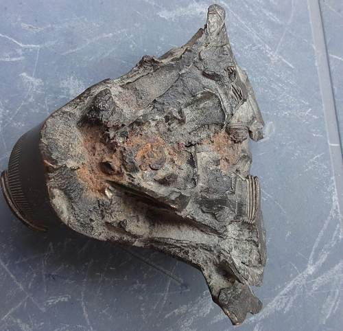 Unknown piece of shrapnel.  Help!