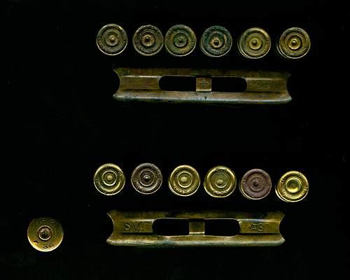 help identifying bullet casing, WWII era?