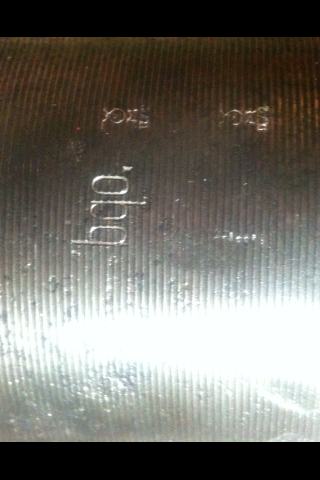 need help to identyfy a 10,5 cm shell.