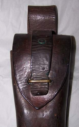 Help Identifying This Leather Pouch
