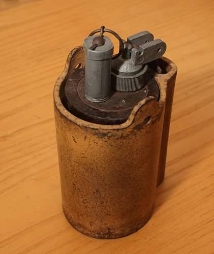 Help Please! British landmine
