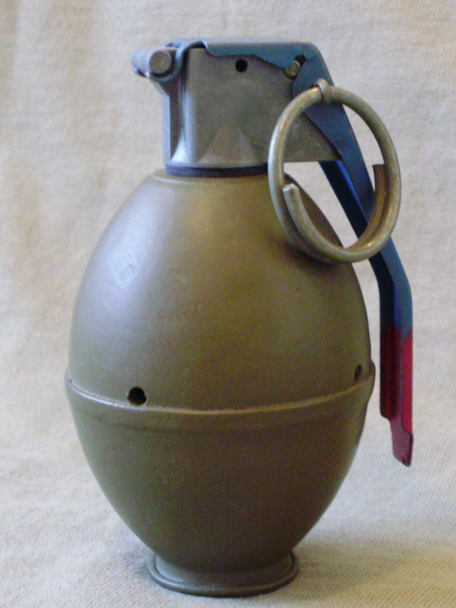 m61 grenade - photo #39