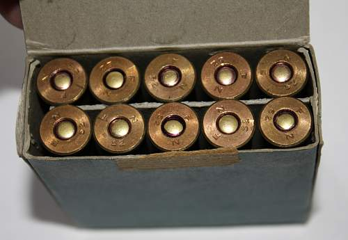 .303 with plastic bullets