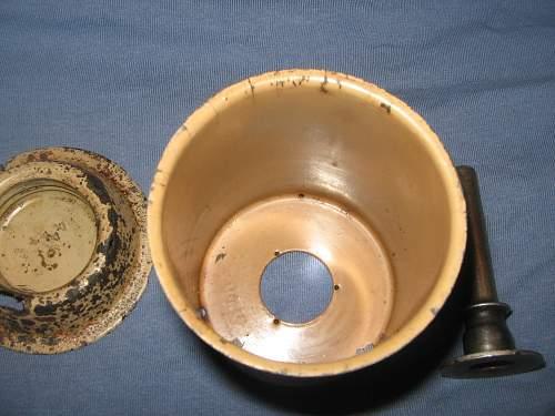 M43 Stielhandgranate - detailed pictures