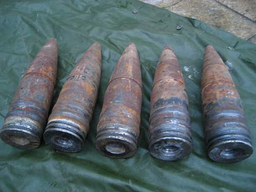 PAK 43 ammo-what they worth now??