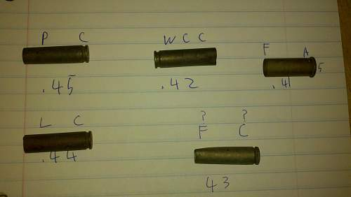 Is there any money, besides the price of scrap brass in old ammo?