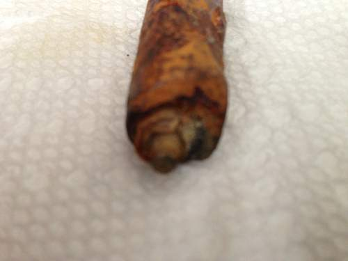 Can anyone identify this bullet?