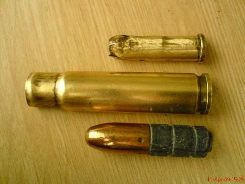Strange Bullet?