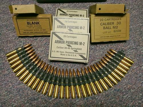 M2 Ball Ammo