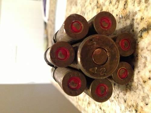 WW2 ammo identification help