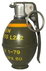 My new 39 Egg grenade