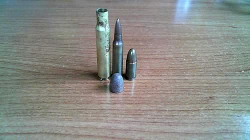 Need help identifying bullet