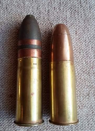 Please help identify 37mm round