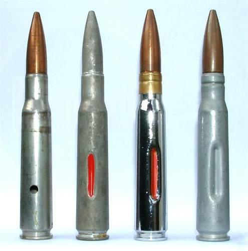 .50 Cal. Browning Ammo