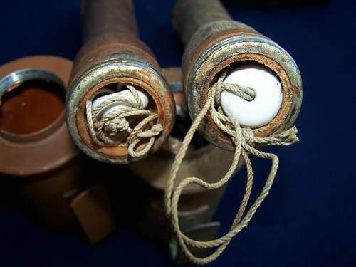 Estonian Stick grenade- Eesti kaigas used by Soviets in 1941 year