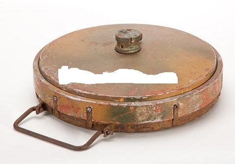 German Anti-Tank Mines