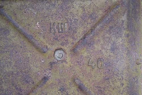 Anti Tank mine TM-35