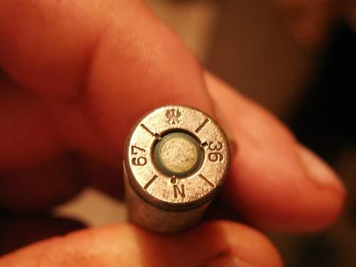 Mauser round stamps