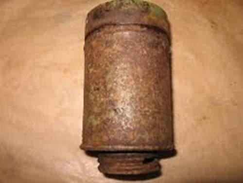 Help needed on hand grenade