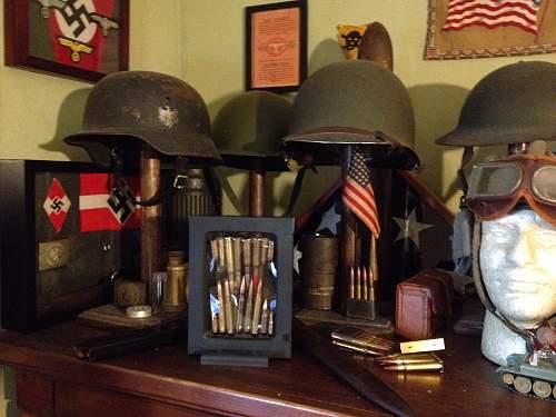 """Teeth of WWII"" Display..."