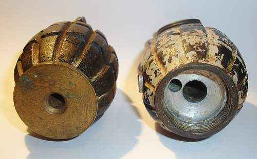 Training grenade or paperweight??