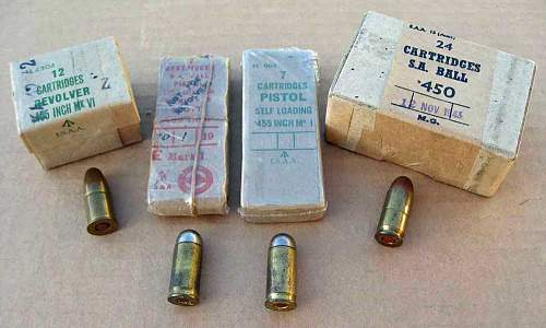 .455 rounds, packaging?