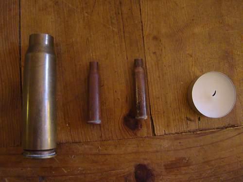 Shell casings help