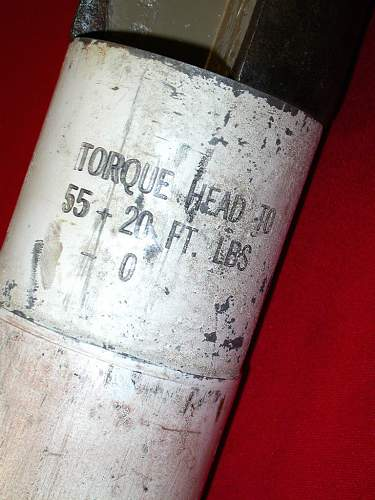 """US Military 2.75"""" Air to Ground Rocket"""