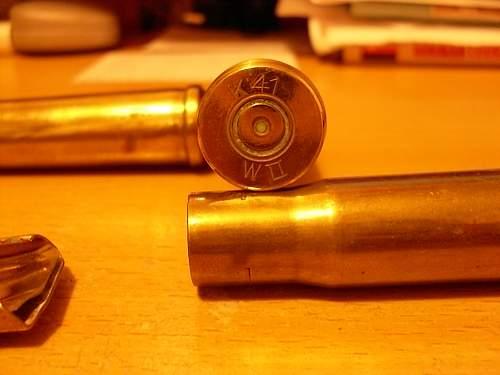 Cartridge ID.