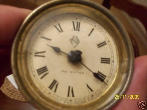 18 pounder clock