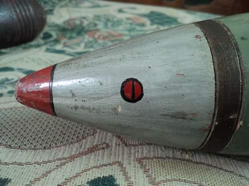 Marking on the tito-gun m55 shell