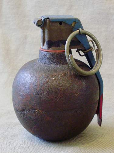 Grenade from WWII?