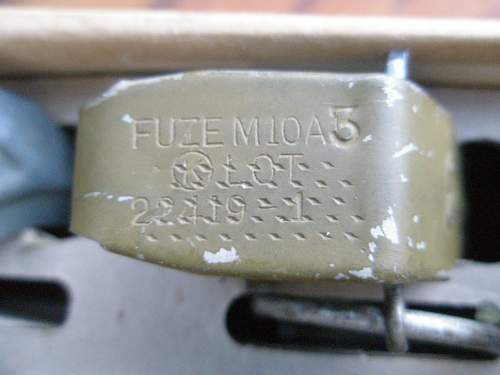 The Business End Of A MKII Grenade